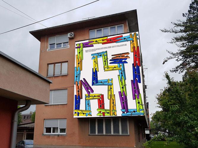 Prijedor dobija novi mural