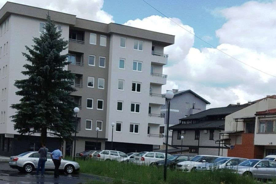 U PALAMA UVODE RED Nema gradnje novih zgrada bez parking prostora