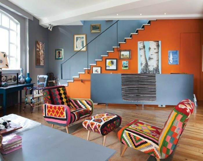 Sve što ste htjeli znati o krečenju zidova prostorija u dvije boje
