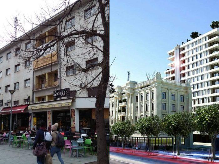 """Počinje rušenje, pripreme za izgradnju """"Bijelog dvora"""" u Banjaluci"""
