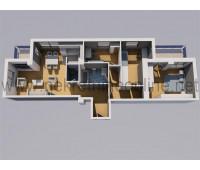 Mejdan, 84m2, novi stanovi sa promotivnim cijenama