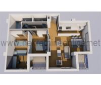 Mejdan, 76m2, novi stanovi sa promotivnim cijenama