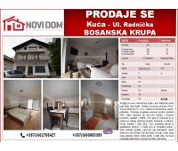 PRODAJE SE - Kuća - Ul. Radnička - Bosanska Krupa
