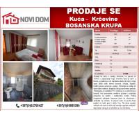 PRODAJE SE - Kuća - Krčevine - Bosanska Krupa