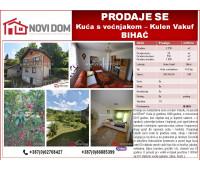 PRODAJE SE - Kuća sa voćnjakom - Kulen Vakuf - Bihać