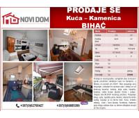PRODAJE SE - Kuća - Kamenica - Bihać
