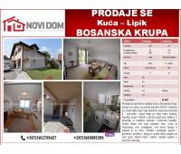 PRODAJE SE - Kuća - Lipik - Bosanska Krupa