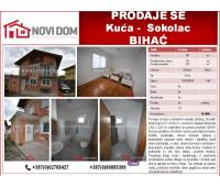 PRODAJE SE - Kuća - Sokolac - BIHAĆ